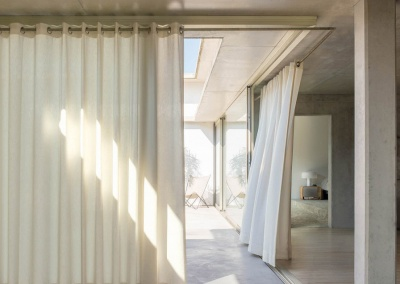 Sheer Curtain Arragon