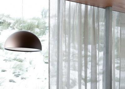 Sheer Curtain Aura