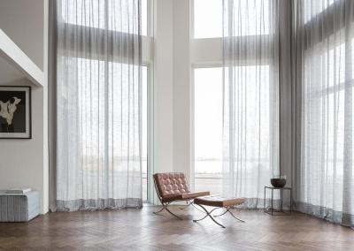 Sheer Curtain Charanga