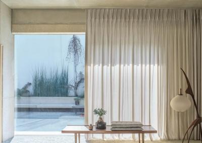 Sheer Curtain Navarra