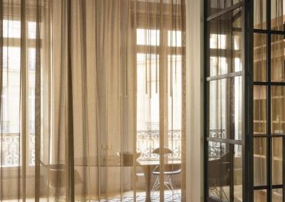 Sheer Curtain Realism