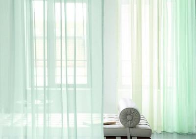 Sheer Curtain Silkra