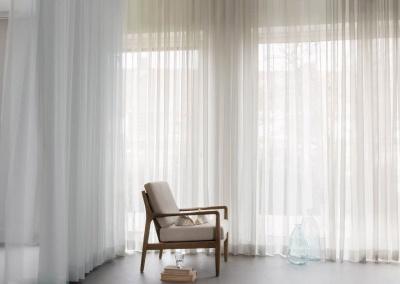Upland sheer curtain