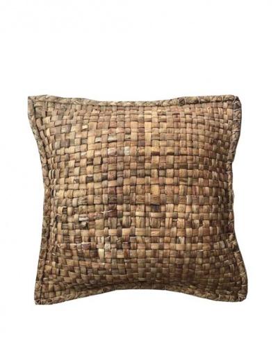 Cushion woven