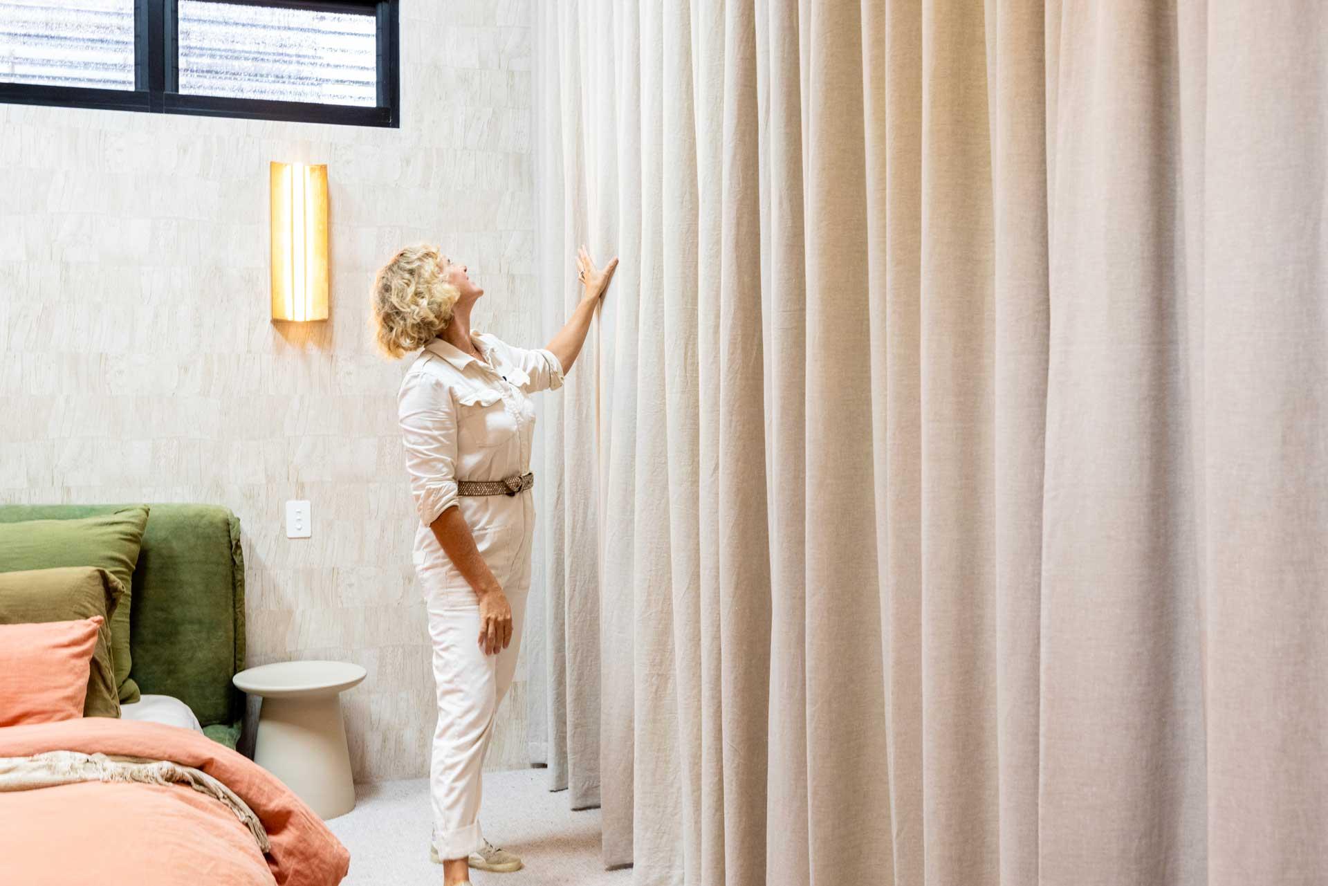 Gold Coast Showroom Curtains
