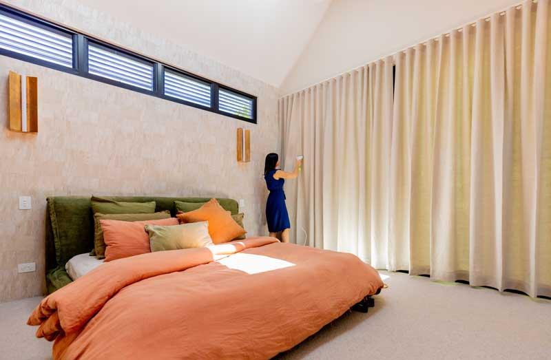 curtain fabric options